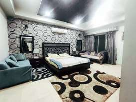 For 1 day 2 bed apartment available for rent in bahria phase 2