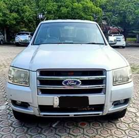 JUAL CEPAT Ford Ranger Double Cabin XLT Silver Istimewa (4×4 MT) 2009
