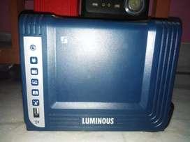 Luminous EcoWatt+350 inverter one month old
