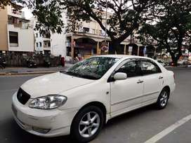 CNG COROLLA.. AUTOMATIC ..with AIR BAGS.. Showroom condition.