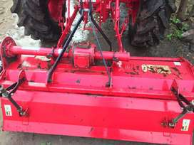 Rotavator  36 blades ,brand new condtion for 45 to 50 hp tractor