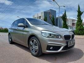 BMW 218i ACTIVE TOURER AT Tahun 2015 Plat D nopil Istw