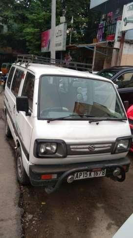 Maruti Suzuki Omni 8 STR BS-III, 2000, LPG