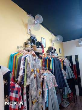 Fully running ladies Boutique for sale