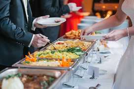 catering boys required for star hotels