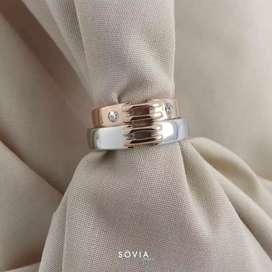 Menerima pembuatan couple ring
