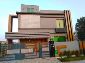 10 Marla Brand New Double Unit House Overseas Enclave Bahria Town Lhr