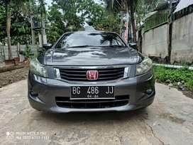 Honda Accord 2.4 vti 2008 matic sunroof harga Civic camry altis