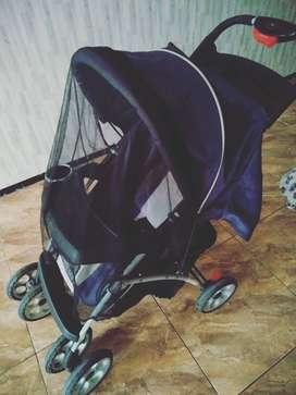 stroller baby does masih bgus