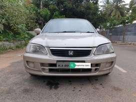 Honda City ZX VTEC, 2002, Petrol