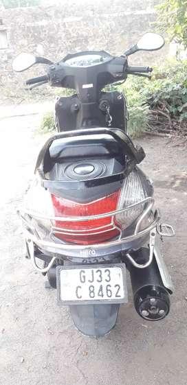 Integrated braking