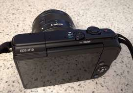Canon m10 untuk vloger yg bikin video top habis