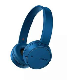 Sony WH-CH500 Bluetooth Stereo Headphone Blue