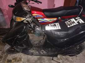 Scooty Fresh condition 49cc