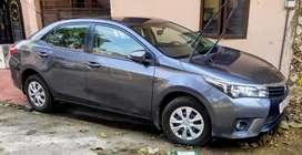 Toyota Corolla Altis 2014 Petrol 89000 Km Driven