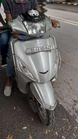 newly condition scooty