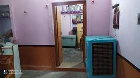 One bedroom and one kitchen one branda 2lats/bath and water tank and