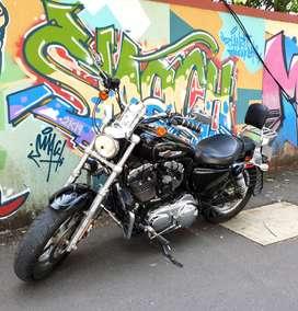 Harley Davidson Custom 1200 2018