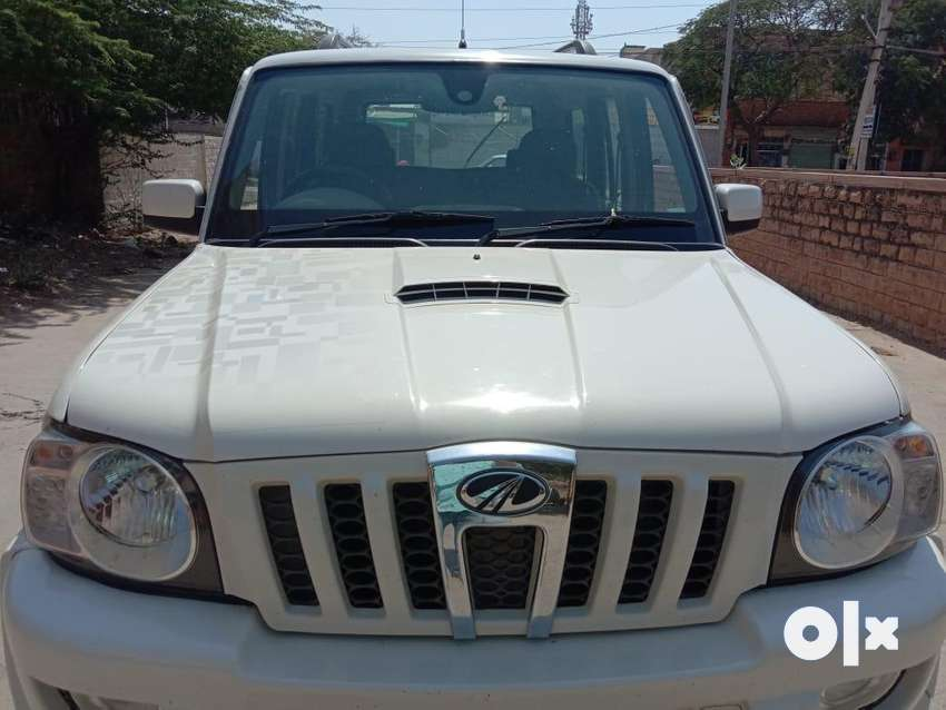 Mahindra Scorpio 2002-2013 VLX 2.2 mHawk BSIII, 2014, Diesel 0