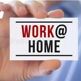 OPENING FOR  ( WORK FROM HOME JOB'S)