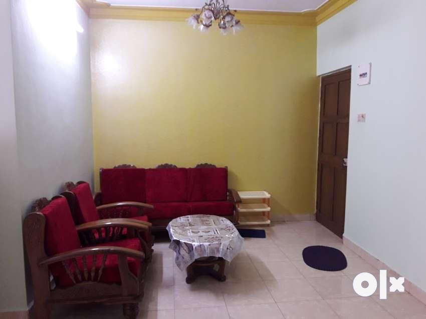 2 BHK furnished apt for rent in Porvorim Rs 18000/-. 0