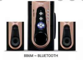 Di jual speaker bluetoot GMC 886 M