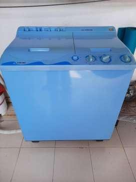 6.2 kg washing machine