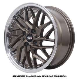 velg mobil nissan march ring 16 SEPULU HSR
