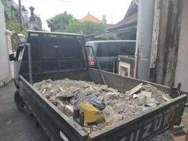Tukang buang puing dan Bongkaran sampah denpasar