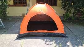 Tenda camping hyu kapasitas 4-5 orang