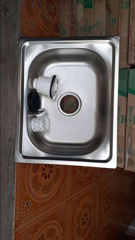 Bak cuci piring 1 lubang