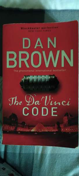 The da Vinci code : Dan Brown