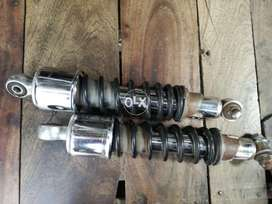 Suzuki gs 150 rear shocks