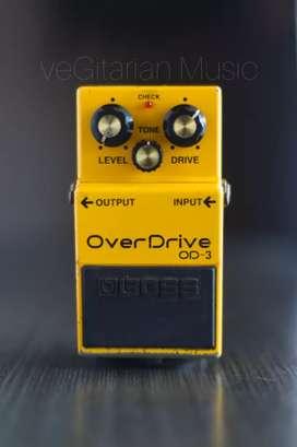 pedal efek stompbox BOSS OD-3 OVERDRIVE