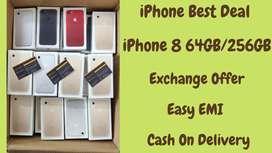 iPhone 8 256GB Brandnew with warranty