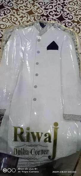 Sherwani and kullah for sale