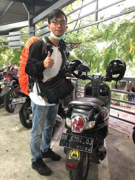 TBT rental Bali (sewa motor Bali)