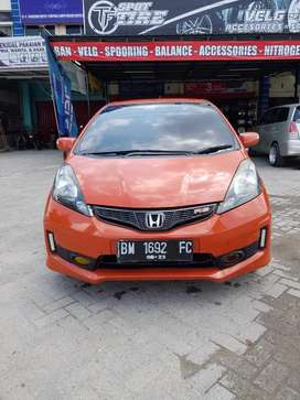 Hond jazz rs 2013