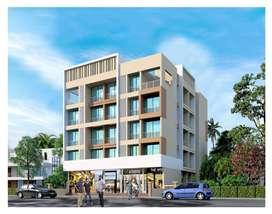 Spacious 1 BHK flats in Karanjade just @ 32 lakhs only