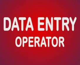 Data Entry operator Job opening [ HR pallavi (94511 and 68362)