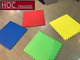 Kids rubber flooring