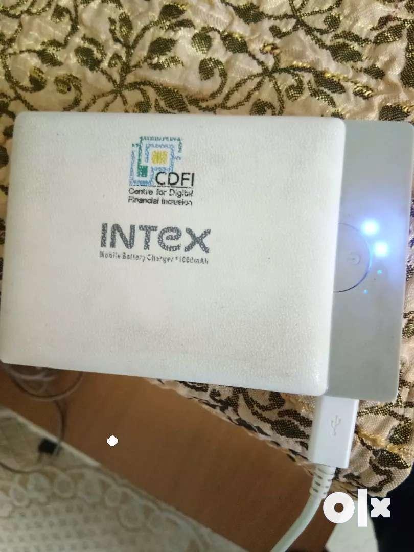 Intex power bank 1000mah 0