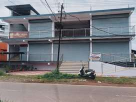 Commercial building 2 floors with carparking