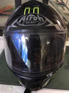 Helm Fullface Airoh ST701 carbon safety full