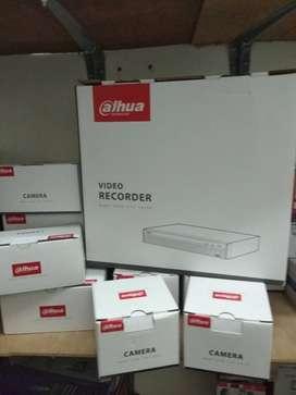 Termurah! Paket Kamera CCTV Berkualitas Dan Bergaransi Resmi