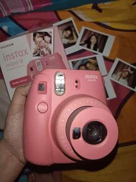 Kamera fujifilm instamax mini9