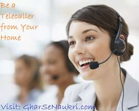 Home based telecalling
