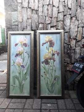 Lukisan eropa oil on hard board by jan sacca pelukis massachusset USA