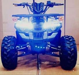 125cc new neo plus Atv automatic remote start