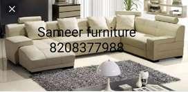 L modular sofa set curnar set 805